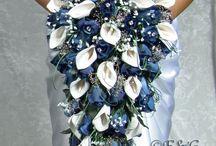 Arreglo flores novia