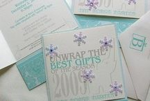 "2D Bling and Sparkle Invites / ""All that glitters...""  Invitations & Stationery we have created for the event that requires a little extra sparkle and shine! #DiffferentlyDesignedABQ #Wedding #Event #Glitter #Rhinestone #Invitations #Stationery #CustomDesigned #Albuquerque #NewMexico http://www.differentlydesigned.com/"