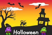 Halloween Goodies / Ghostly fun for your little munchkins at Halloween. / by Hilary Lewis - Rockin' Teacher Materials