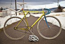 Vélo | VTC / #Bicyclette, #chemin, #promenade