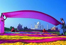 Golden Triangle with a Difference / Delhi- Agra - Jaipur also known as the famous Golden Triangle trip, to cherish the opulent panorama for a lifetime.