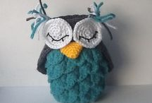 crochet / Things to crochet with ideas for more.