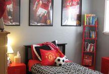 Joe's room