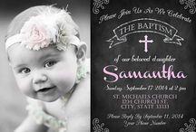 Xam's baptism