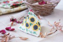 Пасха / Вышивка пасхальных мотивов. Подарки к Пасхе