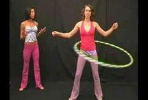 Hula Hoop Techniques