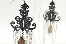 Earrings / A Collection of Handmade Earrings