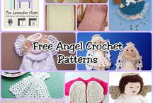 Crochet angels