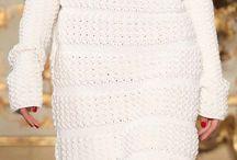 dress knitting