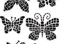 Diseños de mosaicos