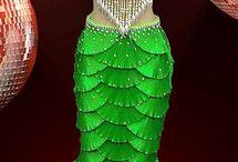 traje reciclado