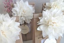 Wedding Shower Ideas / Ideas for throwing the perfect wedding shower.