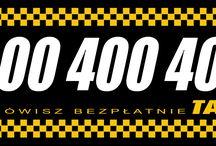 400.pl / Firma taksówkarska