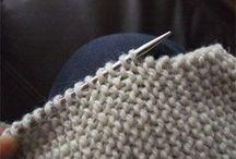 Knitting/Crotcheting / by Hayley Benson