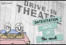 Datevitation Date of the Week / Break the dating monotony and try something new! Here, find our suggestions for a date a week.