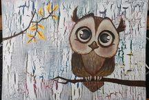 Moni's Paintings&Drawings