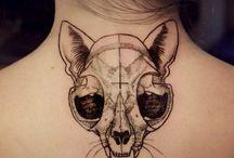 Underbust tattoo