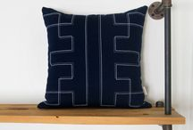 Some ethnic inspired pillows / Our Creations: such great inspiration from around the worl!!!