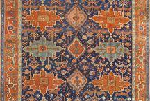 textil arts / kilimy dywany