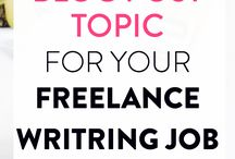 Freelance writing / Tips and resources to help freelance writers.