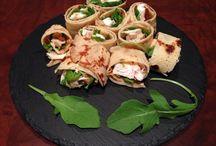 Tapas & Aperitivos / www.conPicatostes.com presenta sus recetas de tapas y aperitivos. Disfrútalas y comparte!