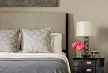 Bedroom design.