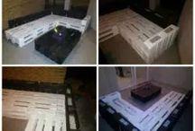 Création meubles
