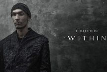MINOAR Lookbook 'WITHIN' S/S 2018 / Minoar menswear spring/summer 2018 lookbook entitled 'Within' featuring more than 40 darkwear silhouettes and a wide range of pieces available on the store. Global Worldwide deliveries.