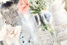 Table Decor / by Nikki-Dee Ray