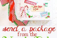 Ideas de Navidad /  Un poco de todo, ilustraciones, decoraciones, tarjetas, frases