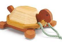 Wooden toys / Art