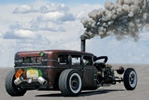 Rat Rod's / by Quinn Gorst