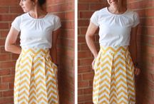 sewing: patterns & tutorials