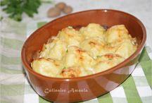 Boulettes de pommes de terre â lâ hongroise