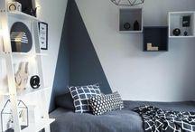 pared habitación