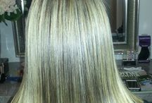 Balayage Colour,foils , roots and tints / High lights and low lights
