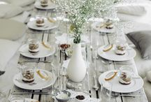 Dining Table Setting - Inspiration