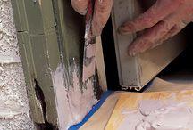 Επιδιόρθωση ξύλινων κουφώματων