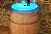 wine n bar ideas