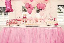 Babyshowers and Birthdays / Babyshower and Birthday Events