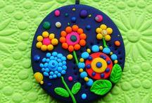 pandant multicolor
