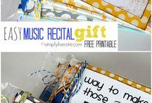 Entertaining   Music Recitals & Concerts