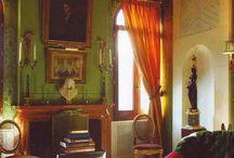 Interior Style Decor / Ambientazioni fastose in stile di Palazzi