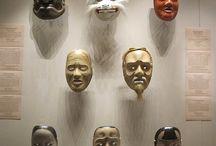 Noh Mask Japan