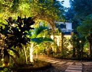 Ishavilas - The Villa / Ishavilas is one of Neemrana's 'Noble Homes' nestled amongst nature's tropical bounty of leaf and fruit, abundant trees and a blooming garden.