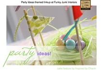 Party Ideas / by Jennifer Rudolph