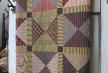 Gunsteling quilts / My favourite quilts