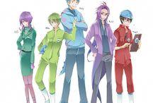 clasicos animes