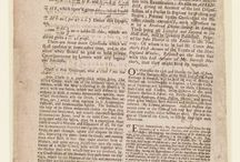Salem Witch Trials / Historical sources from the Newseum Collection about the Salem Witch Trials / by NewseumED