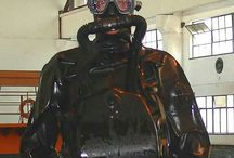 DRY SUITS